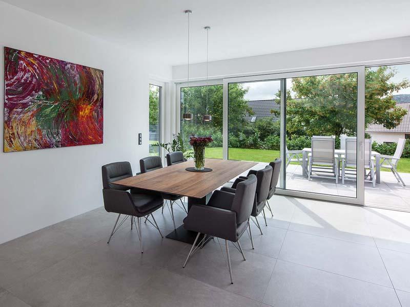 Musterhaus Haus Nowak von Baumeister-Haus - Esszimmer