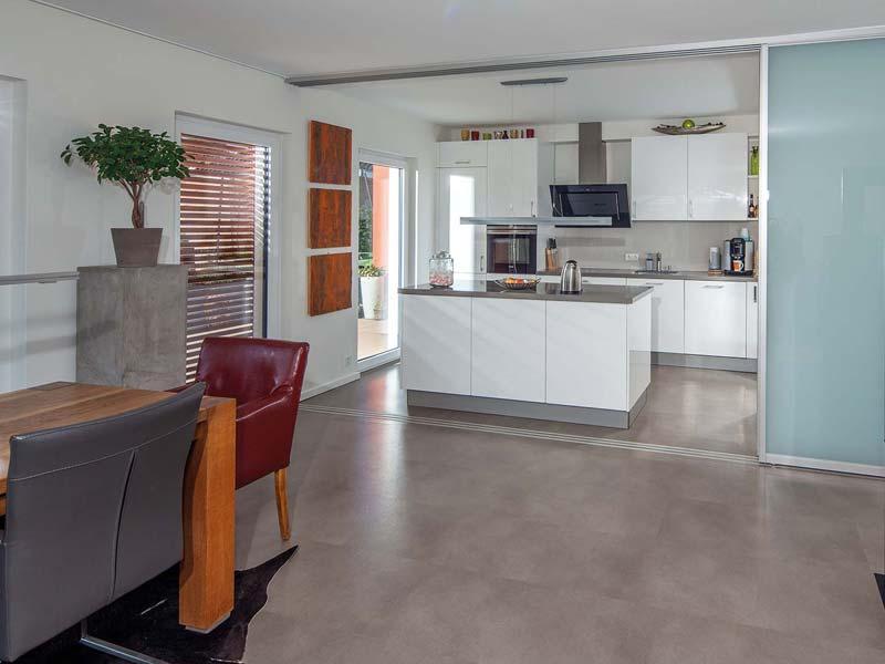 Musterhaus Haus Otten von Baumeister-Haus - Kochen