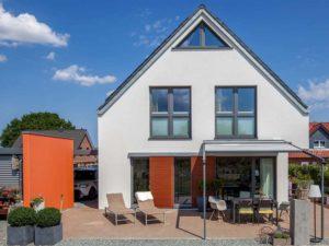 Musterhaus Haus Otten von Baumeister-Haus - Terrasse