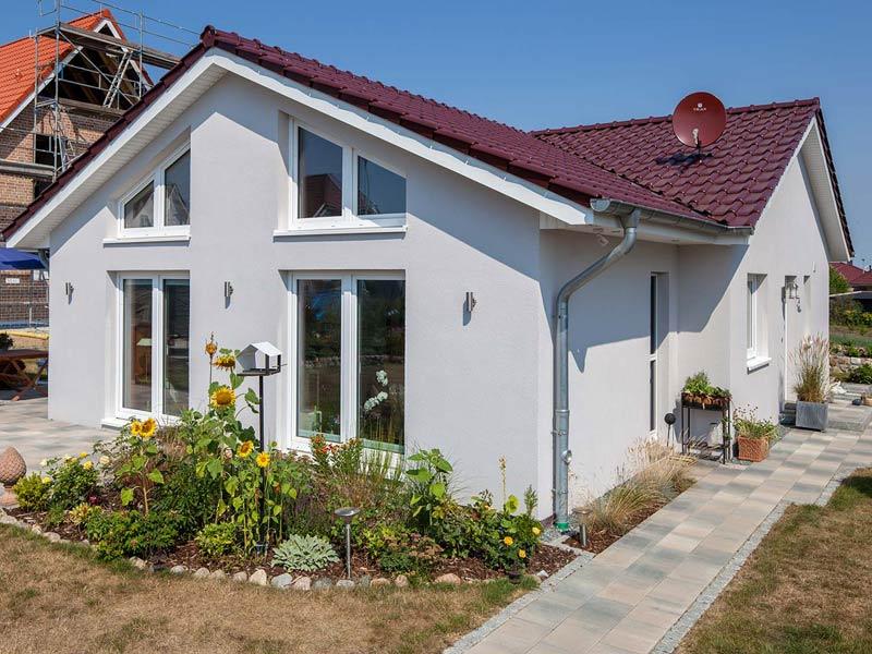 Haus Rahn von Baumeister-Haus. Außenansicht