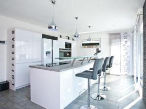 Kundenhaus Polok von Bien-Zenker -Kochen
