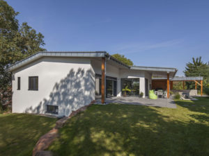 Musterhaus Glasmacher von Baumeister-Haus