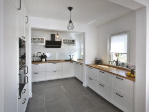 Küche im Haus Family 134