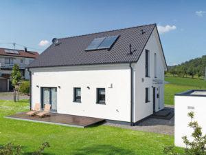 Terrasse im Haus Family 134