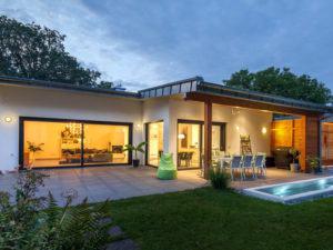 Haus Glasmacher von Baumeisterhaus-Außenansicht