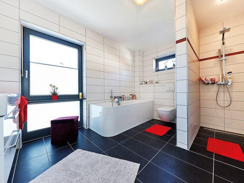 Kundenhaus ProStyle 158 von ProHaus - Bad