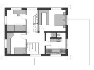 Musterhaus Werder von Schwerer-Haus - OG