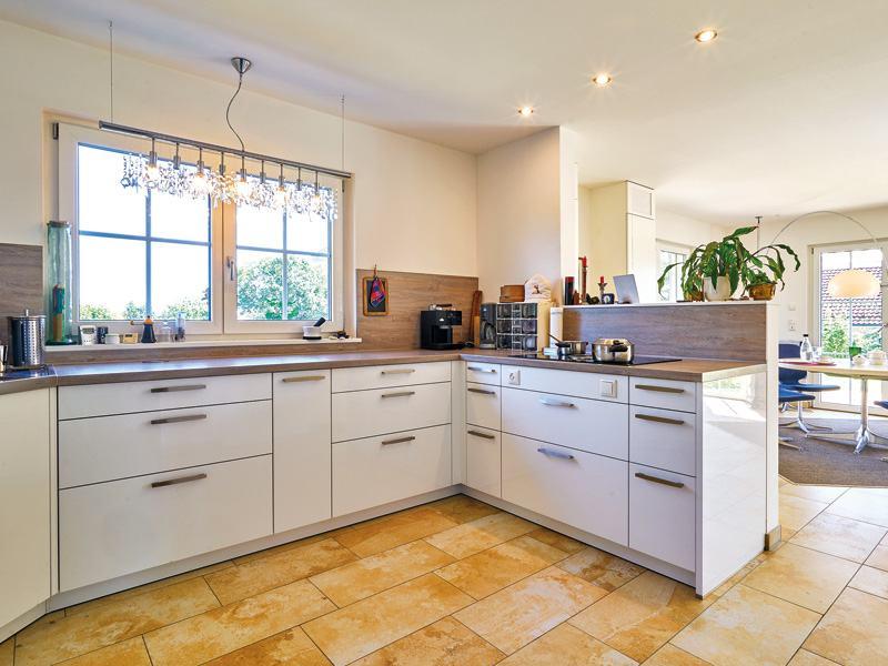 Kundenhaus Künzel von Sonnleitner - kochen