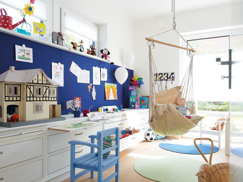 Kinderzimmer planen im Erdgeschoss