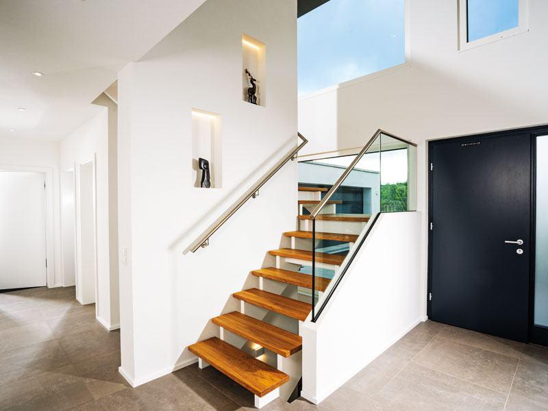 Konzepthaus Larsen - Diele