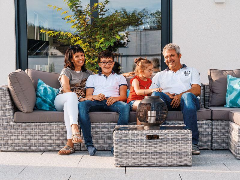 Konzepthaus Larsen - Baufamilie