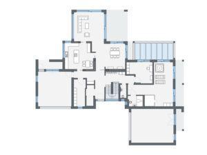 Konzepthaus Larsen von Weberhaus - Eg