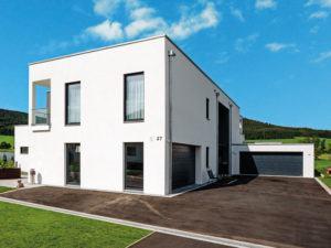 Konzepthaus Larsen -Außenansicht