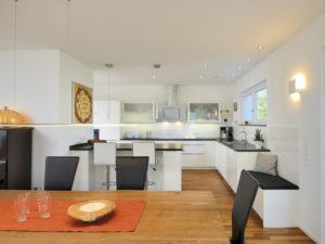 Haus Griffiths von Fertighaus Weiss - Küche