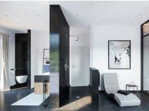 Kundenhaus Cono von Kern-Haus - Bad