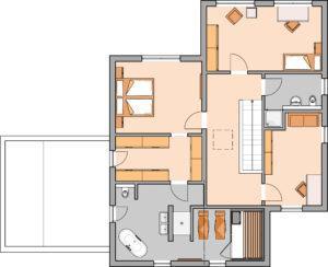 Kundenhaus Cono von Kern-Haus - OG