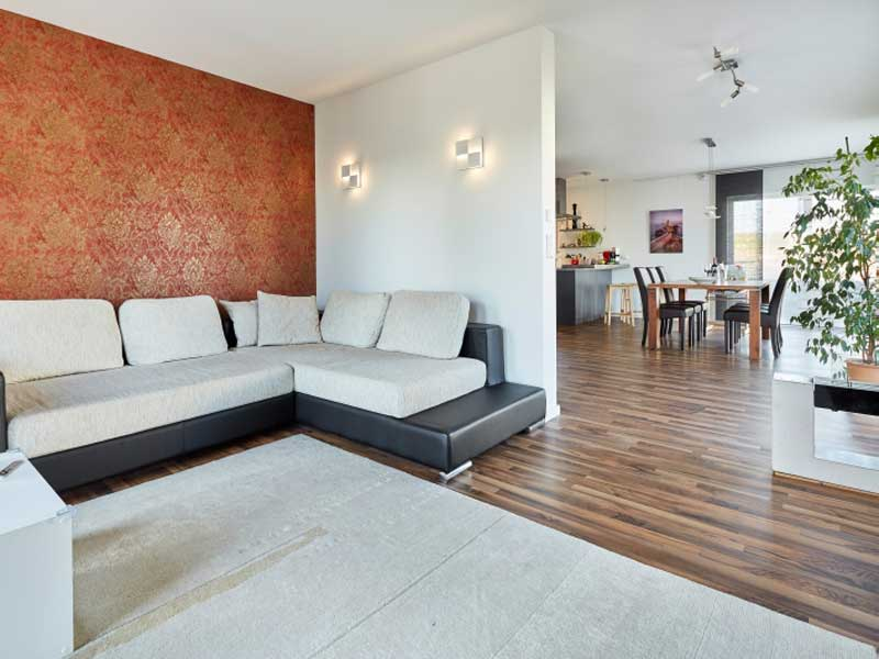 Walmdach 187 Luxhaus -Wohnen