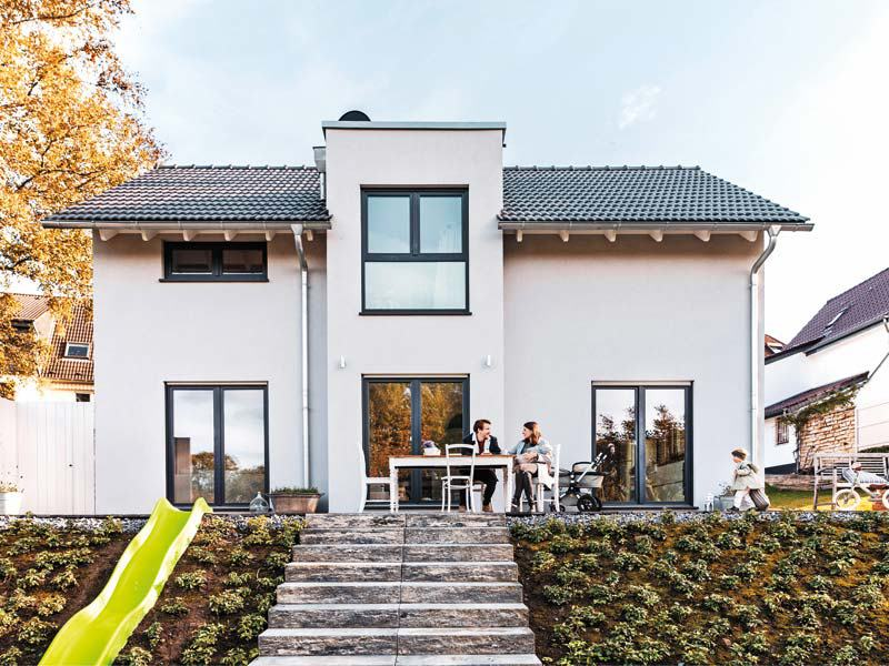 Haus Vinaro von Fingerhuthaus -Terrasse