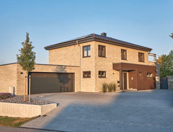 Haus Elberfeld von Baumeister-Haus. Eingang