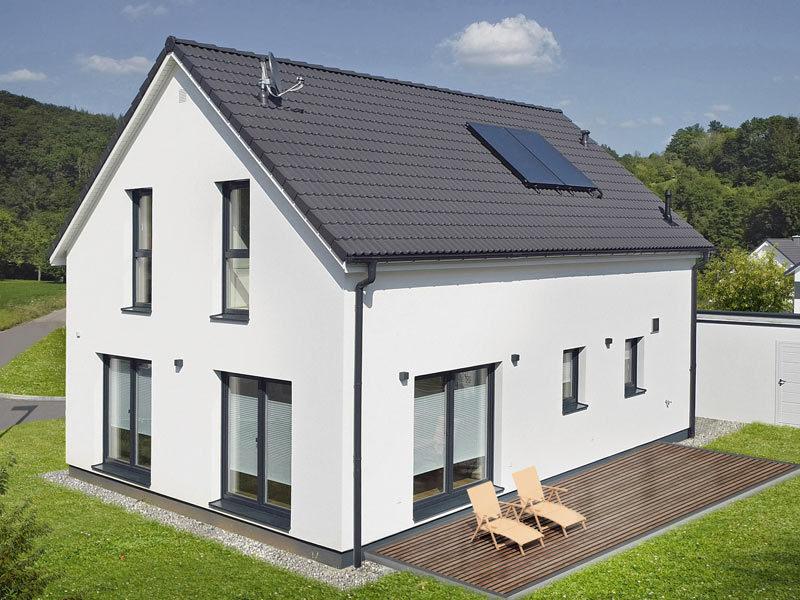 Außenansicht Family 134 von Dan-Wood: erstellt mit dem Hauskonfigurator