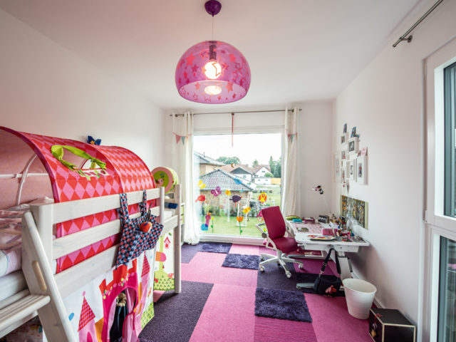 Haus Kleinert von Weberhaus Kinderzimmer