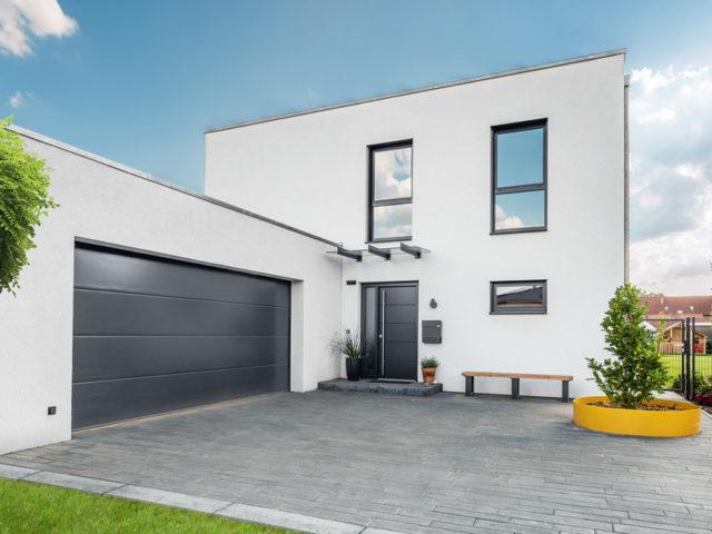 Haus Kleinert von Weberhaus Garage