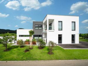 Kundenhaus Lessing von Weber-Haus - Außenansicht