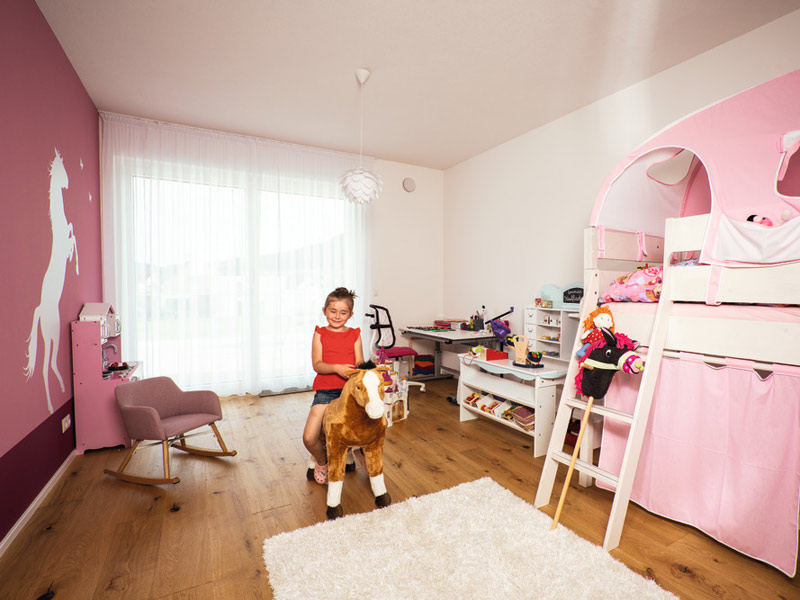 Kundenhaus Lessing von Weber-Haus - Kinderzimmer