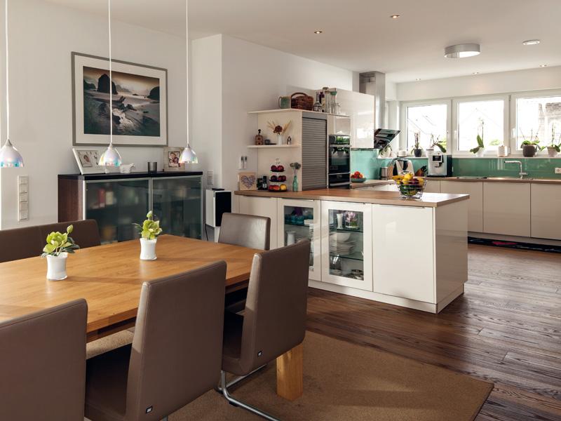Haus Abendroth von Baumeister-Haus -Kochen