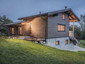 Musterhaus Lago Iseo von Rubner-Haus