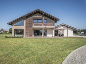 Haus Piemonte von Rubner-Haus -Außen