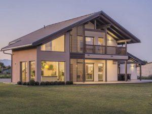 Haus Piemonte von Rubner-Haus - außen