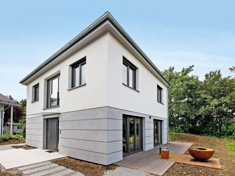 Space 6-Stadtvilla der Deutschen Hausmanufaktur