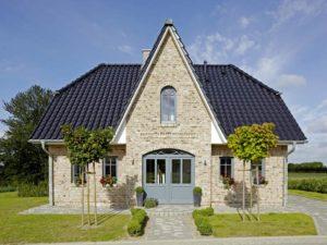 Haus Brede von Baumeister-Haus - Eingang