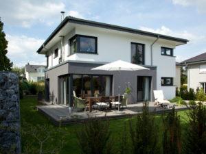Haus Freiberger von Baumeister-Haus -Außen