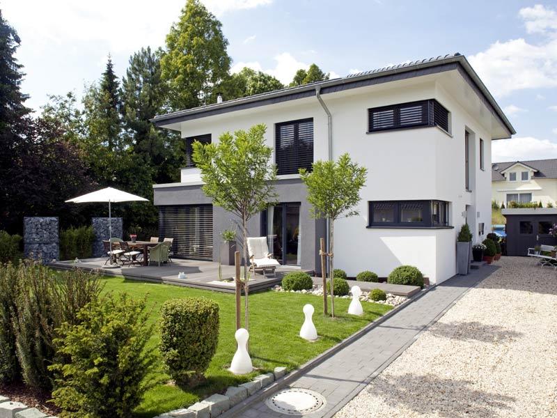 Haus Freiberger von Baumeister-Haus - Terrasse