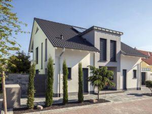 Haus Fuchs von Baumeister-Haus - Eingang
