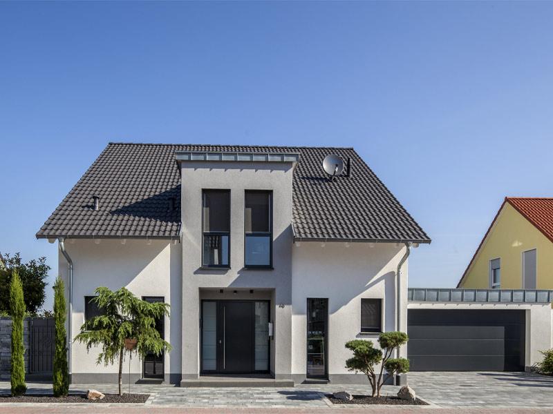 Haus Fuchs von Baumeister-Haus - Außen
