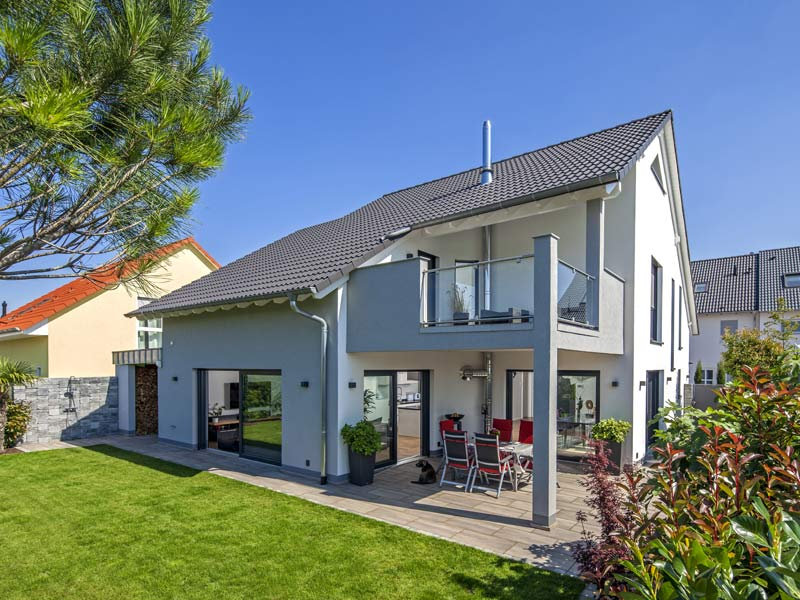 Haus Fuchs von Baumeister-Haus - Balkon