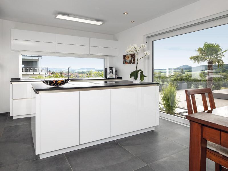Einfamilienhaus Gerlach von Baumeister-Haus -Kochen