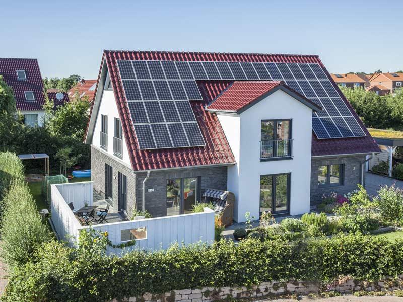 Haus Hallmann von Baumeister-Haus - Außenansicht