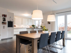 Haus Hallmann von Baumeister-Haus - kochen