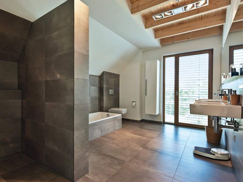 Haus Immel von Baumeister-Haus - Bad