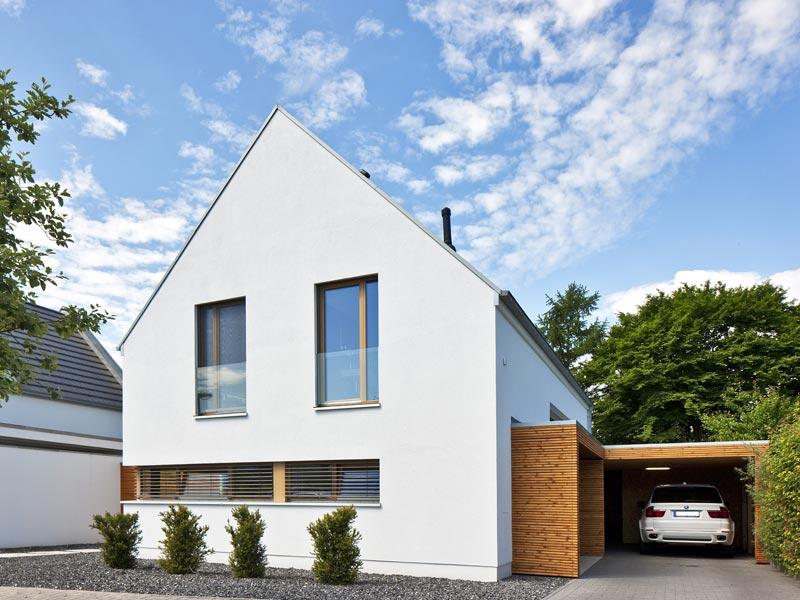 Haus Immel von Baumeister-Haus - Eingang