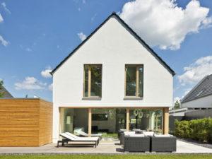 Haus Immel von Baumeister-Haus -Terrasse