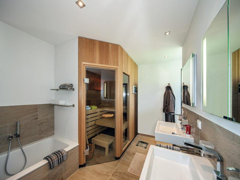 Haus Jessen von Baumeister-Haus -Sauna