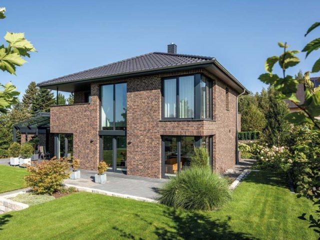 Haus Jessen von Baumeister-Haus -Außen