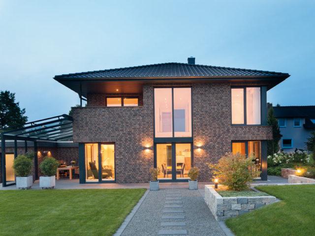 Haus Jessen von Baumeister-Haus - Außen
