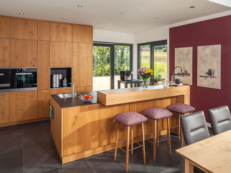 Haus Jessen von Baumeister-Haus - Kochen