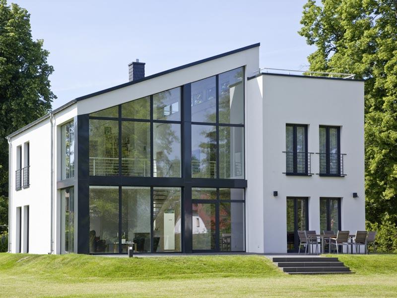 Haus Jonas von Baumeister-Haus - Terrasse